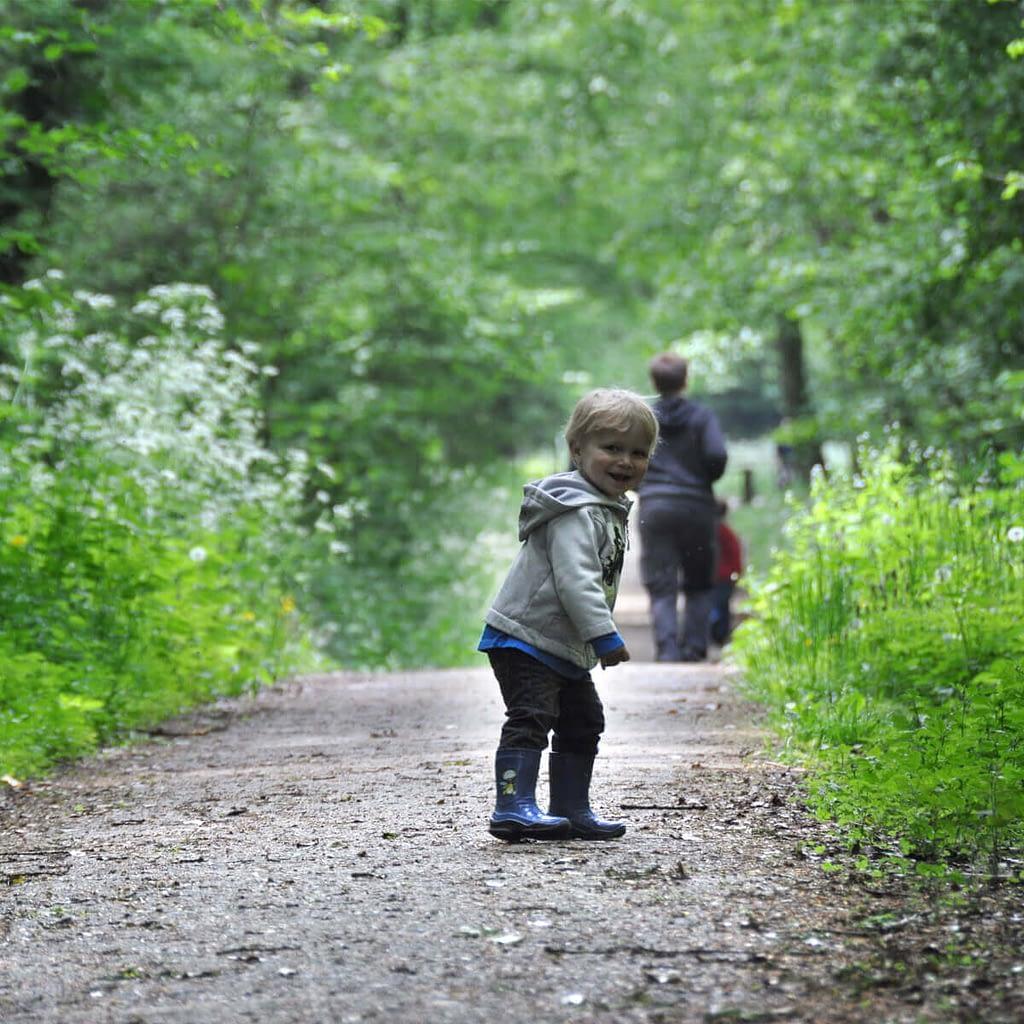 Wandelen met kids